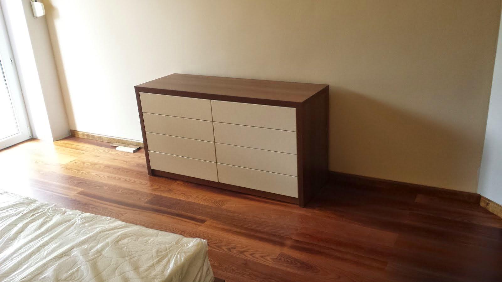 Wyposażenie sypialni