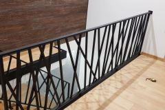 balustrada ze stali