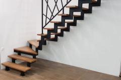 Balustrada przy schodach