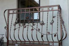 Zdobiona balustrada