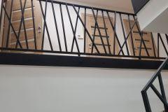 Balustrada stalowa