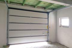 Brama garażowa sekcyjna