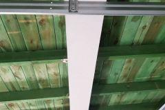 Brama garażowa - stelaż