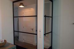 Stahltüren und Verglasungen