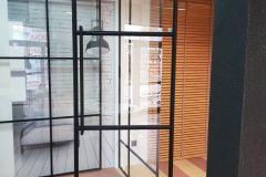 Stahltüren - Firmenausstellung
