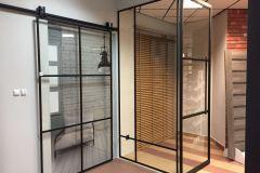 Stahltüren - Loft-Stil