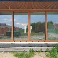Fenster aus pvc und aluminiumfenster