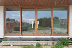 Okna PCV pod kolor wykończenia