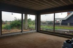 Okno PCV panoramiczne