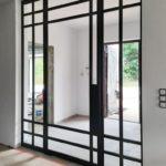 Drzwi stalowe w domu
